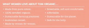 Tom Organic Break Out box