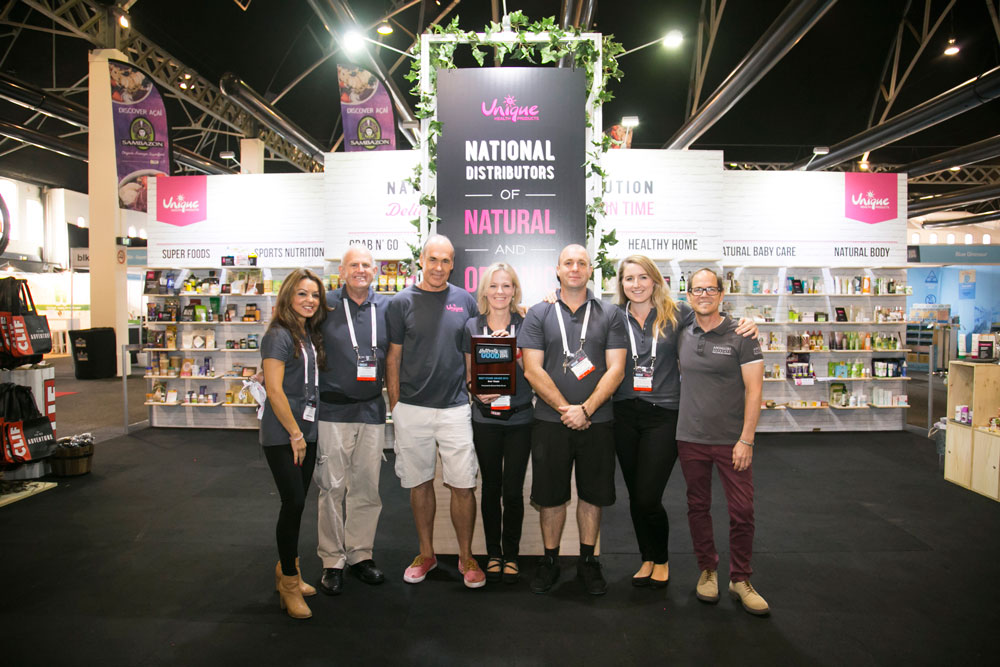 The Naturally Good Expo Exceeds Expectations - Unique Health Products