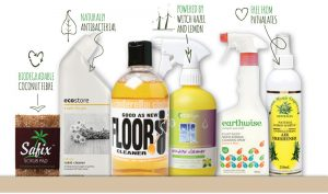 Green Clean - Products
