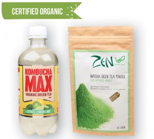 Brand News - Zen Green Tea and Kombucha Max