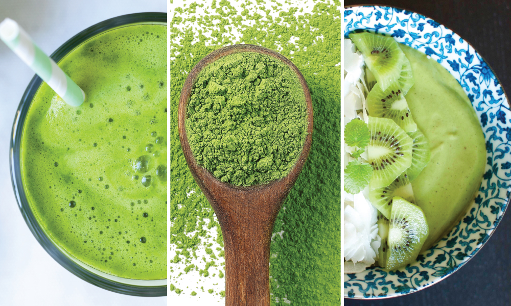 Matcha Summer Recipes