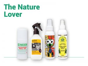 Summer products - The Nature Lover