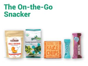 Summer products - The On-The-Go Snacker