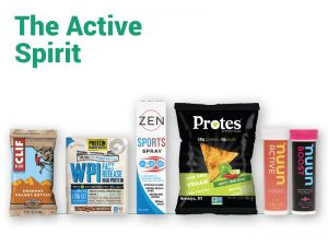 Summer products - The Active Spirit