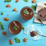 In-store tasting recipe - Chocolate Mousse
