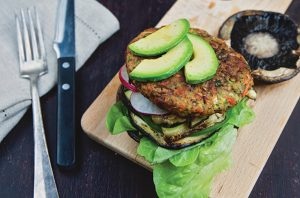 Monica's Mixes Vegan Protein Patty