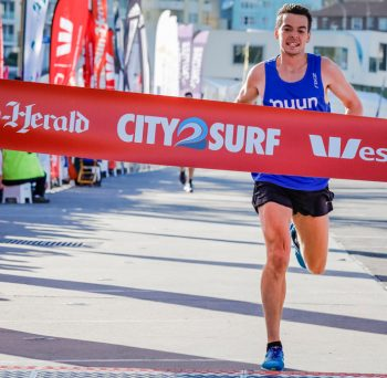 Nuun and CLIF Bar - City2Surf