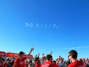 City2Surf Nuun and CLIF Bar