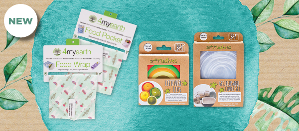 New 4myearth and Little Mashies Products
