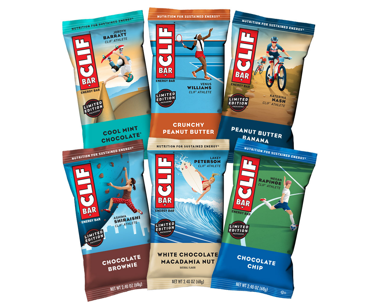 CLIFBAR_female-AthletePackaging