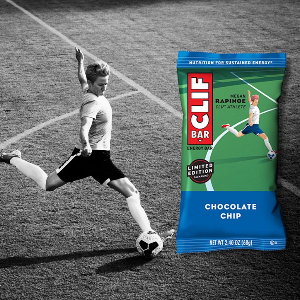 CLIFBAR_SUSTAINED_MeganRapinoe