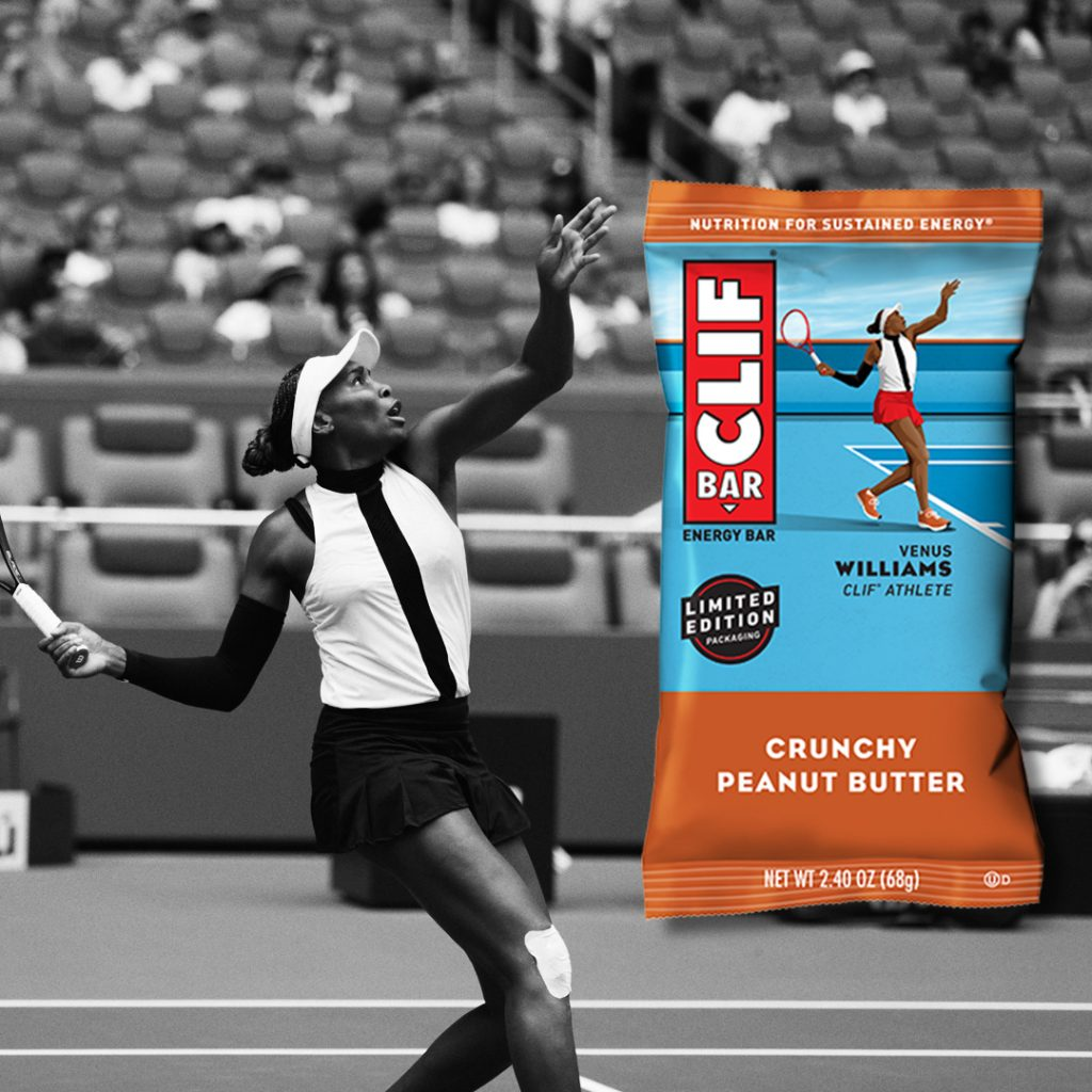 CLIFBAR_SUSTAINED_VenusWilliams