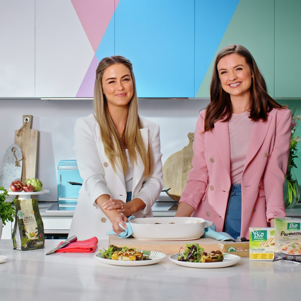Stephanie Claire Smith and Laura Henshaw The Healthy Cooks Natural Evolution