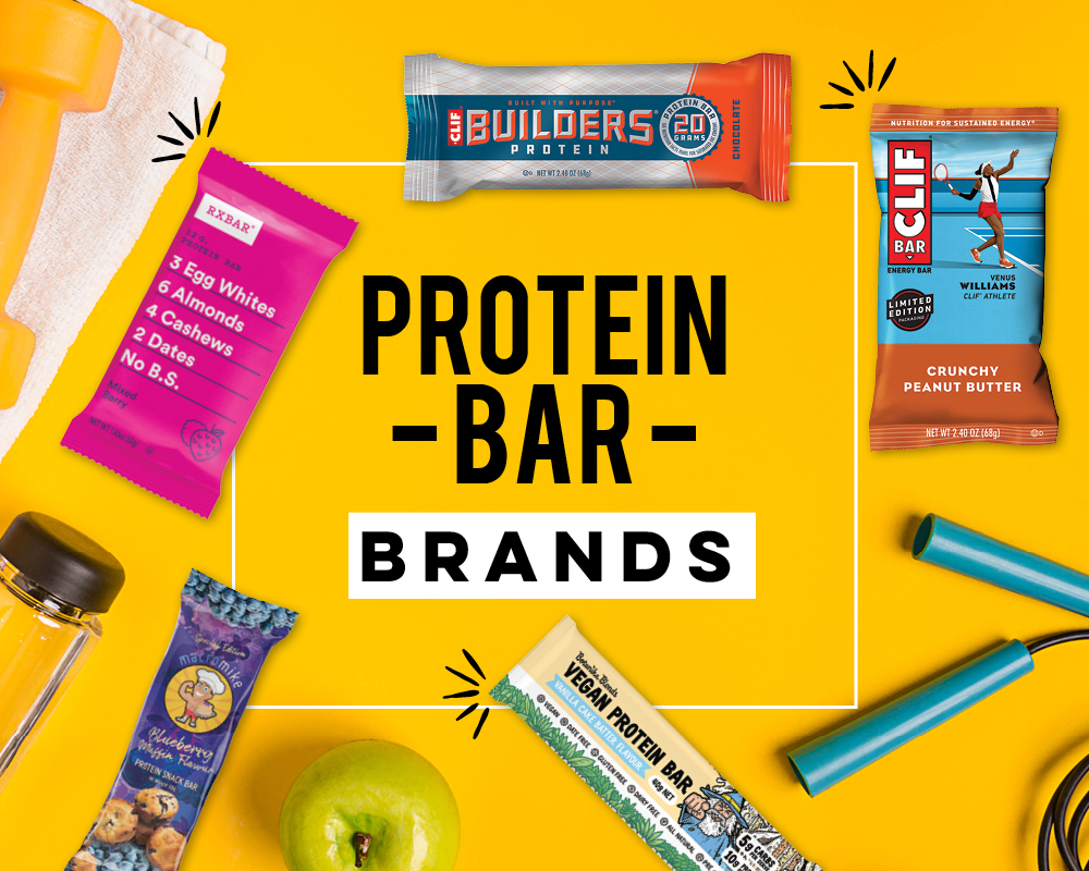 Protein bar brands - Unique Health Products