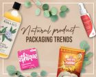 Natural product packaging trends | Unique Health Products