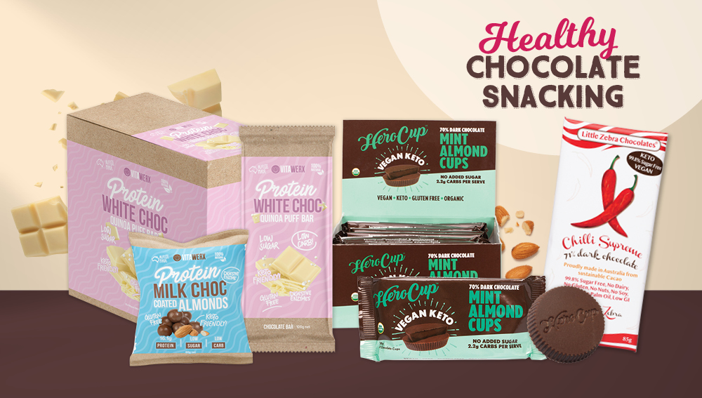Wholesale chocolate snacking