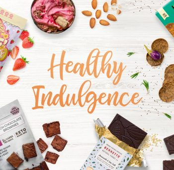 Healthy indulgence - how consumers can have their cake and eat it too