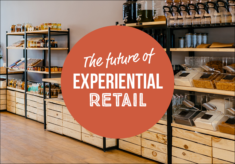 The future of experiential retail