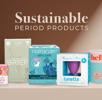Sustainable sanitary products