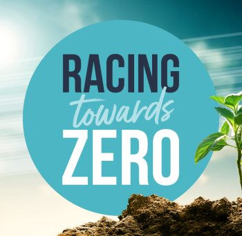 Racing to zero: climate change commitments